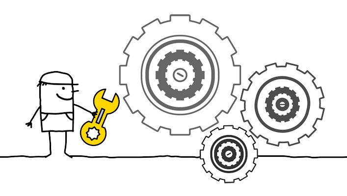 SALES ENGINE: A brand-driven approach to generating sales.