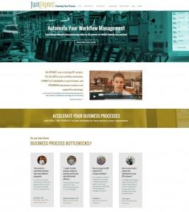 TwinEngines Web site