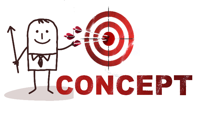 Brand Concept: Aim your brand's secret weapon