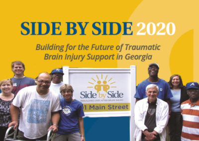 Side by Side – Non-Profit Organization