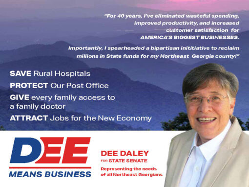 Dee Daley for State Senate